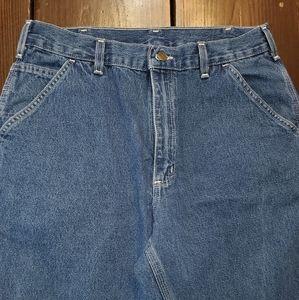 Mens Carhartt Jeans 34x32